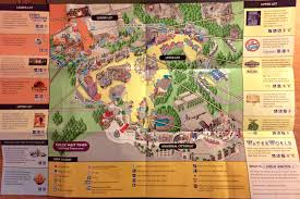 Orlando Parks Map by Where To Eat Springfield Usa Opens At Universal Studios Hollywood