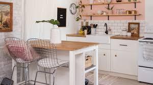 interior design u2014 how to renovate a tiny rental kitchen youtube