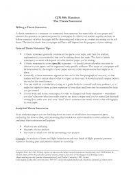 comparative essay thesis statement essay thesis statement example