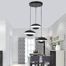 best selling product 3 lights white black l shades
