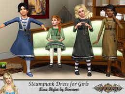 1800s hairstyles for sims 3 sims 3 female clothing steunk
