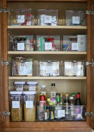 kitchen food storage cupboard how to use kitchen cabinets as a pantry the homes i made