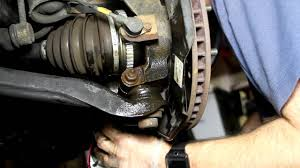 installing lower ball joint passenger u0027s side testing and lube