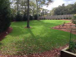 cape cod landscaping backyard transformation meyer landscapes