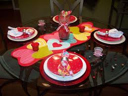 Valentine Decorating Ideas For Tables by 37 Romantic Valentine Table Decorations