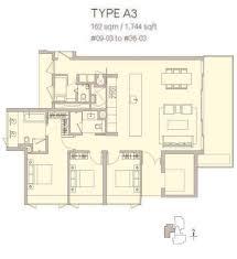 raffles hotel floor plan ardmore three ardmore park