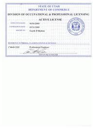 crossroads engineering credentials