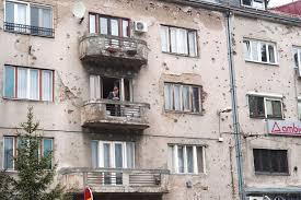 sarajevo siege siege of sarajevo is evident in damage that still scars the city