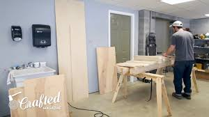 building the jay bates miter saw station part 1 video u2014 crafted