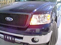 ford f150 headlight bulb how to replace headlight bulbs on a ford f150 truck