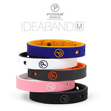 titanium balance bracelet images Power ionics kids boy girl bio sports idedband titanium 2000ioncs jpg