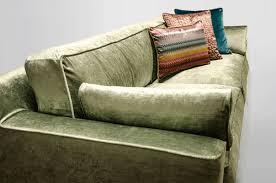 cora canapé large velvet sofa velvet sofa green velvet sofa green almond