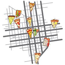 Lancaster Map The Feast Of St Pizza Lancaster Edition Cake Over Steak