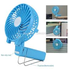 held battery operated fans foldable fans battery operated rechargeable handheld mini fan