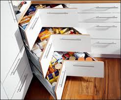 cuisine en coin tiroirs de cuisine à compartiment à étage en coin et plus