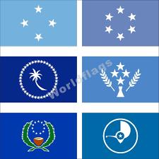 Yap Flag Micronesia Flag 3x5ft State Chuuk Kosrae Pohnpei Yap State Ttpi