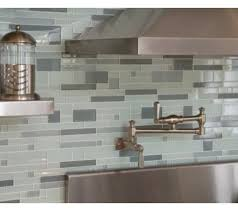Best Kitchen Backsplash Images On Pinterest Glass Tiles - Kitchen modern backsplash