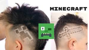 minecraft haircut thesalonguy hair pinterest haircuts