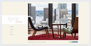Interior Designer Website by Sync Interior Design Web Design
