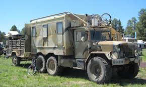 military transport vehicles 14 extreme campers built for off roading