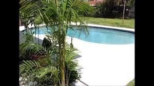 pool deck repair pool deck painting before after video