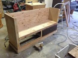 Bench Made From Old Dresser From Old Dresser To Bench Seat Hometalk
