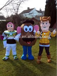 U0026 Potato Head Costume Cartoon Toy Story Woody Mascot Costume Cartoon Costume Mascot