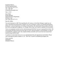 Resume For Sales Cover Letters For Sales Positions Gallery Cover Letter Ideas
