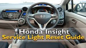 service due soon a12 honda civic honda insight service light reset