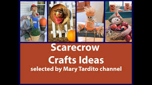 scarecrow crafts ideas fall crafts to make and sell fall