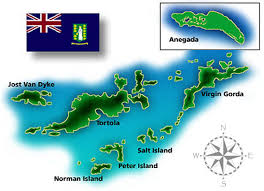 map of bvi and usvi reefs wrecks expedition islands map