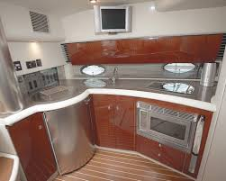Modern Interior Design Ideas For Kitchen by The Interior Is Small And Cozy Boat Sail Away With Me