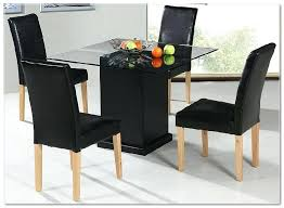 Black Square Dining Table Square Dining Table For 4 Black Add This Dining Table