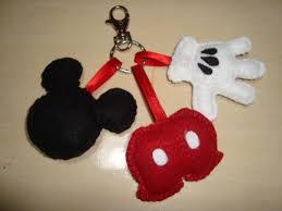 mickey de feltro mice mickey mouse and felting
