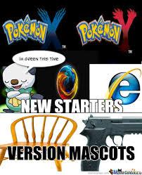 Pokemon Game Memes - rmx new 3ds pokemon game by poohhardy meme center