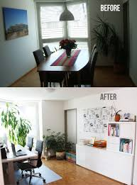 Home Interiors Celebrating Home From An Empty Dining Room To A New Home Office Celebrating With
