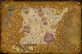 Wow Kalimdor Map Wow Farmer Wow Forge Location In Silithus Cenarion Hold