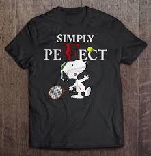 snoopy halloween shirt simply perfect snoopy roger federer t shirts teeherivar