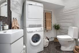 Modern Bathroom Wall Decor Apartments Inspiring Modern Bathroom With Washing Machine Units