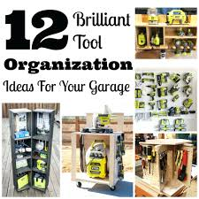 garage tool organization ideastool storage journal hanger for