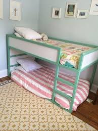 ikea bunk bed hacks 45 cool ikea kura beds ideas for your kids rooms digsdigs