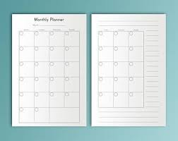 month at a glance happy planner mambi monthly planner