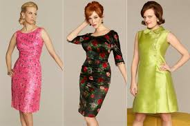 mad men dress mad men s costume designer mad men has never been about fashion