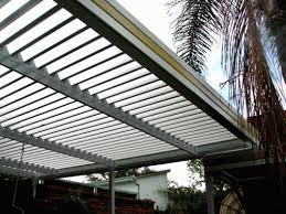 Aluminium Louvre Awnings Creative Awnings Adjustable Louvres