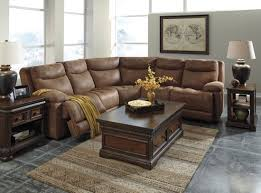 Living Room Sectional Sets by Valto Saddle Reclining Sectional From Ashley 79400 Coleman