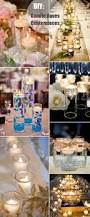 Blue Vases For Wedding Best 25 Glitter Centerpieces Ideas On Pinterest Glitter Wedding