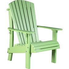 Luxcraft Fine Outdoor Furniture by Luxcraft Recycled Plastic Royal Adirondack Chair Products