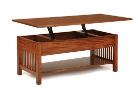 lift top coffee table plans classic mission rectangular coffee table with lift top from