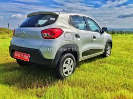 renault kwid silver colour renault kwid gets over 50 000 bookings this festive season