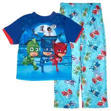 boys pj masks heroes vs villain graphic 2 pajamas set 4 8